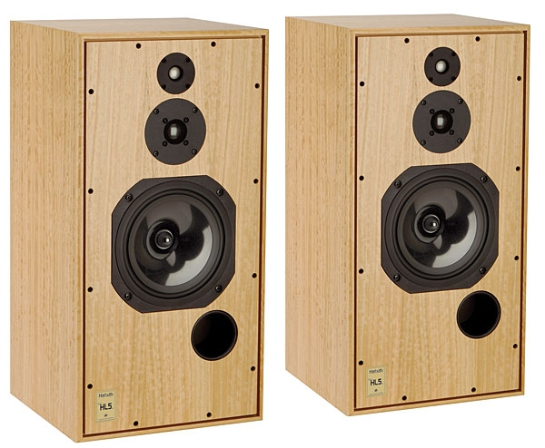 Harbeth's Super HL5 Plus - Top of the range Harbeth available for audition at the Asia Sound Equipment showroom in P.J.